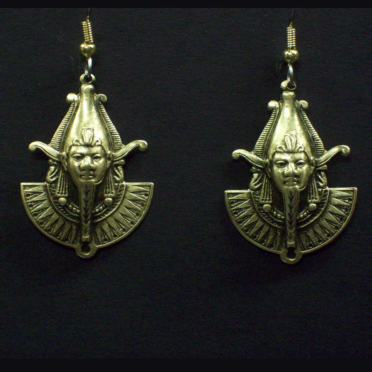 Pharaoh Dangle Earrings