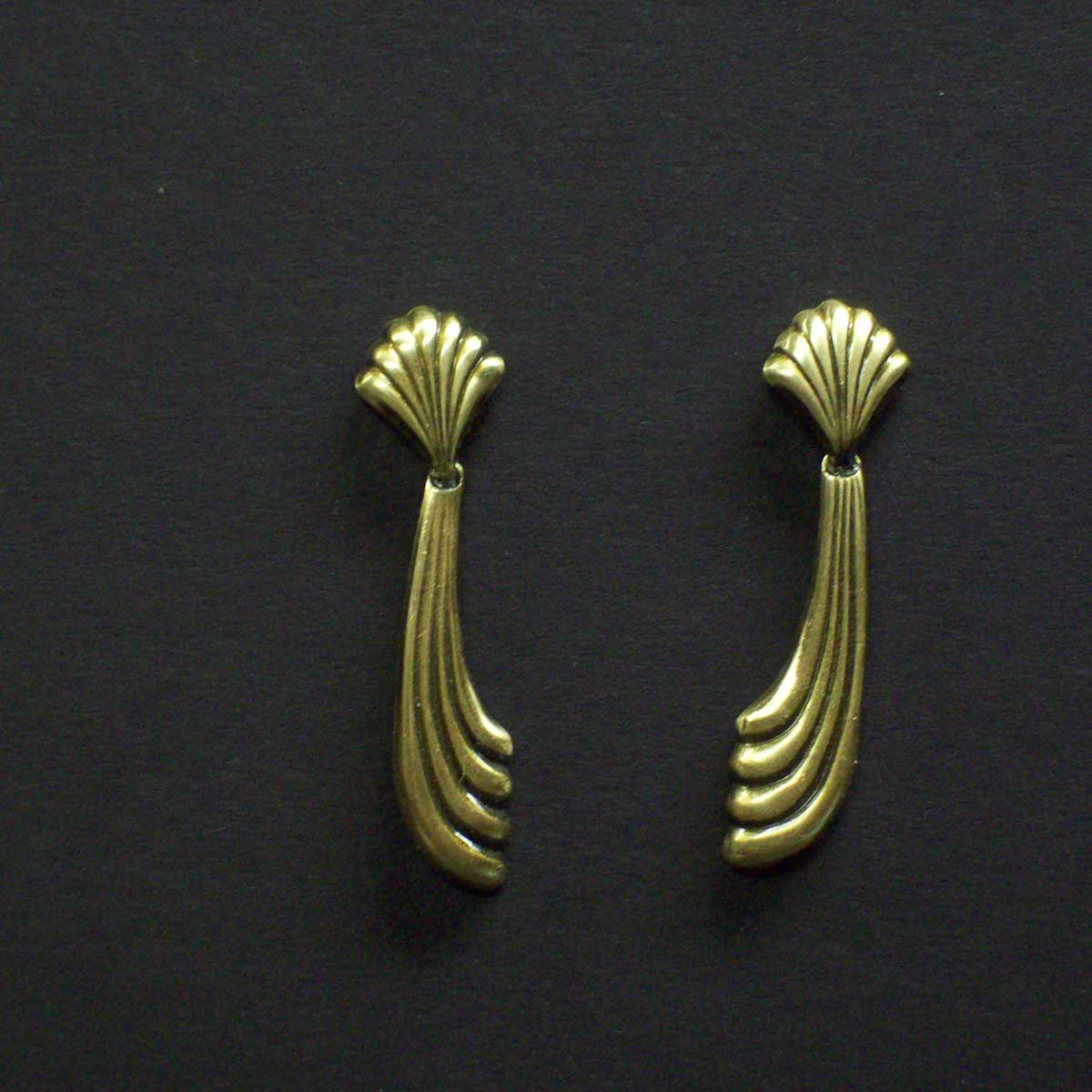 Swivel Drop Post Earrings