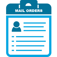 mail order icon